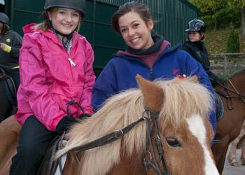 Horse Riding Children