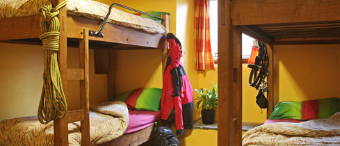 We have two on-site bunkhouses each sleeping up to 24 people.<br />Great for large group bookings!
