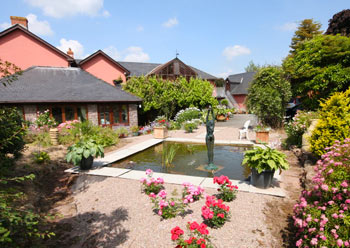 Pen-y-Bryn House is a Visit Wales 5 star graded Guest House, <br />just 1 mile from the activity centre.