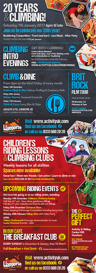 Download our Winter Events Flyer